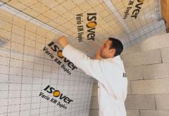 Pare-vapeur en polymère Isover vario KM