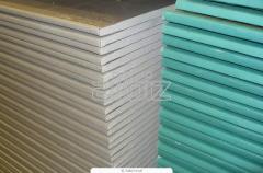 Plaques de ciment