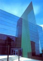 Structural fastened glass