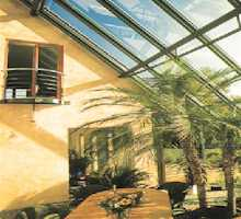 Thermal Insulating and Sunproof Glass