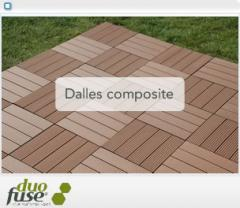 Dalles composite Duofuse®