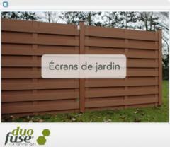 Ecrans de jardin Duofuse®