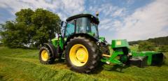 Tracteurs série 5G