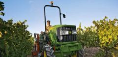 Tracteurs spécialisés série 5