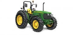 Tracteurs série 5M Cadre