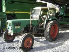 Tracteur Deutz-Fahr - 7006