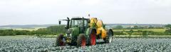 Tracteurs Fendt 400 Vario
