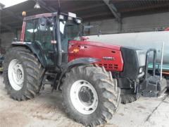 Tracteur 140-199CV Valtra 8550