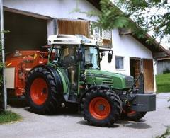 Tracteur Fendt 200 Vario