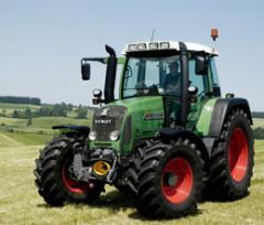 Tracteur Fendt 400 Vario