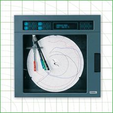 Recorder Circular Chart Recorder 392
