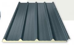 Panneau isolant pour toits inclinés