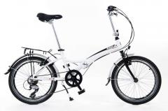 Vélo pliant Evobike Foldo 7 speed Shimano Acera