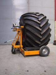 Dispositif de montage de roue