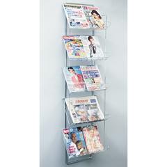 Echelle à journaux Murale 5 cases