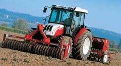 Tracteurs Kompakt de Steyr