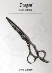 Ciseaux. Dragon shears