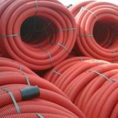 Cable protection pipe