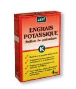 Engrais potassique Asef  (sulfate de potassium)