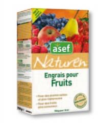 Engrais pour fruits Asef naturen