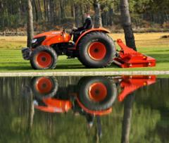 Tracteurs Kubota M6040 DTH / DTHQ