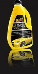 Shampooing automobile Ultimate wash & wax