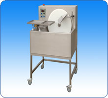Chocolate industry / Hand moulding machines