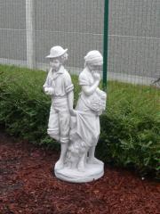 Statuettes de jardin
