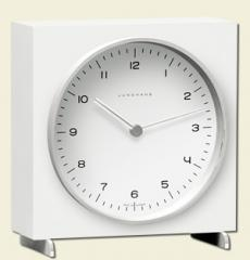 Max Bill Table Clock Ref. Nr.383/2200.00