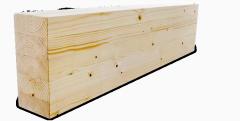 Le bois lamellé