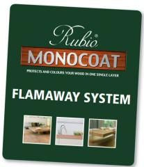 Peinture RMC Flamaway System