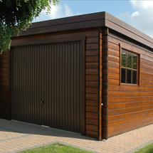 Garages en bois