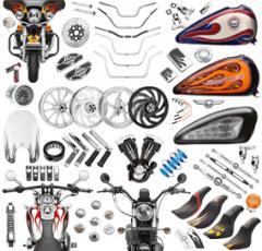 Genuine Motor Accessories Harley-Davidson