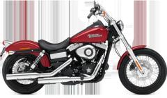 Moto Harley-Davidson Street Bob