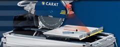 Table de coupe Carat t-3510 laser