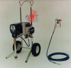 Appareillage de pulvérisation Graco 290 Easy