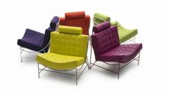Fauteuil d'appoint Volare