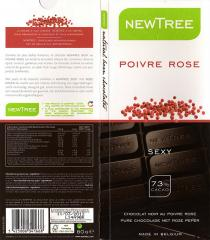 Chocolat  Poivre Rose Noir 73