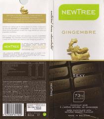 Шоколад с имбирем