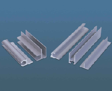 Profilés de bâtiment en aluminium