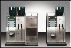 Machines à espresso Franke Contessa & Matador