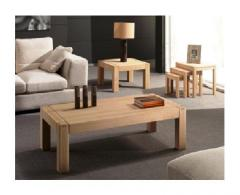 Table de salon en chêne, code 310