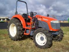 Tracteurs Kioti CK22-27-35