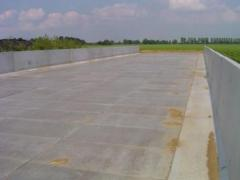 Concrete elements for agricultural applications