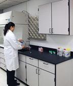 Тable Hamilton* Plastic Laminate Laboratory