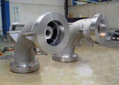 Corps de pompe en acier inoxydable