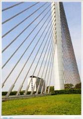 Gainage des ponts haubanés