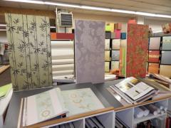Papier peint design pour déco d'intérieur
