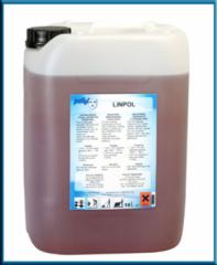 Savon liquide naturel concentré Linpol