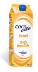Oeuf brouillé liquide Cocovite